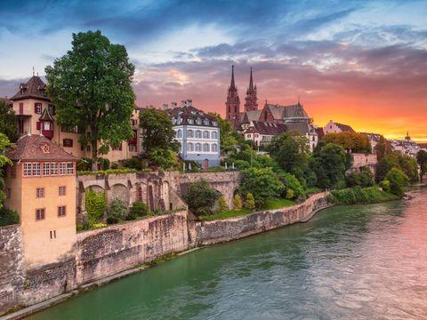 Flybilletter til Basel