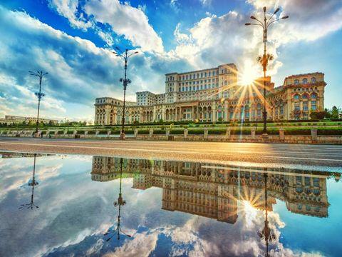 Flybilletter til Romania