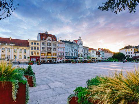 Flybilletter til Bydgoszcz