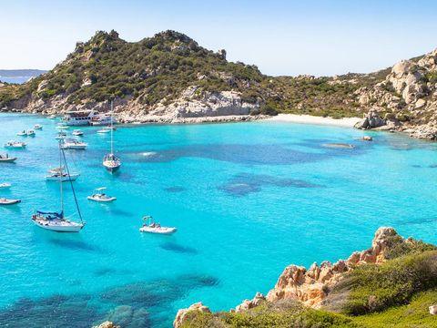 Pakkereiser til Sardinia