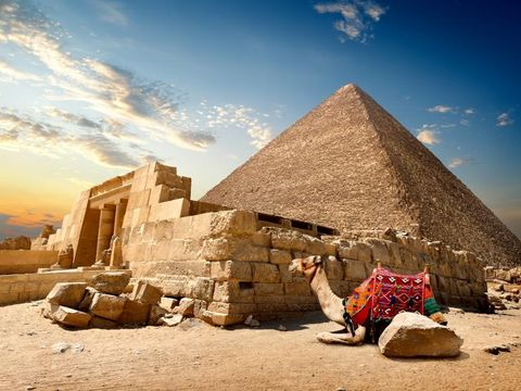 Flybilletter til Egypt