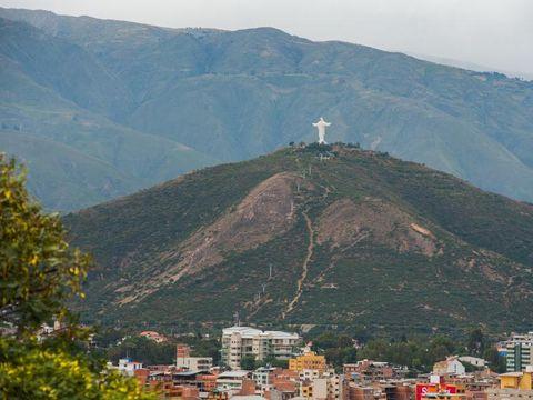 Fly til Cochabamba