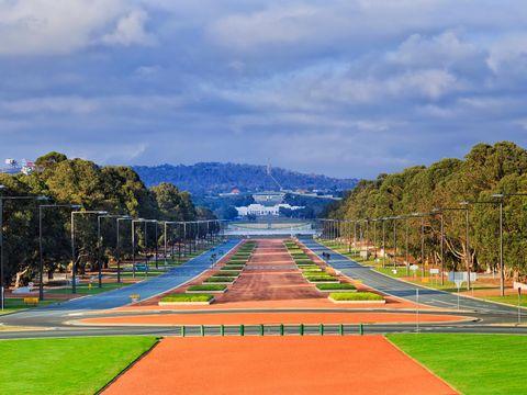 Flybilletter til Canberra