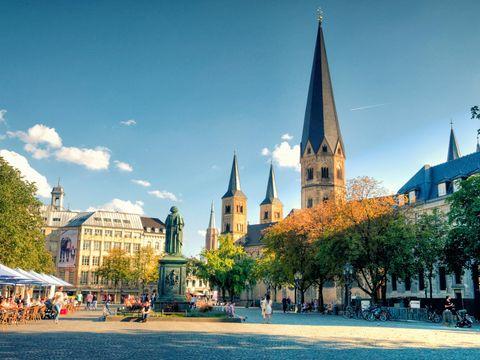Flybilletter til Køln/Bonn
