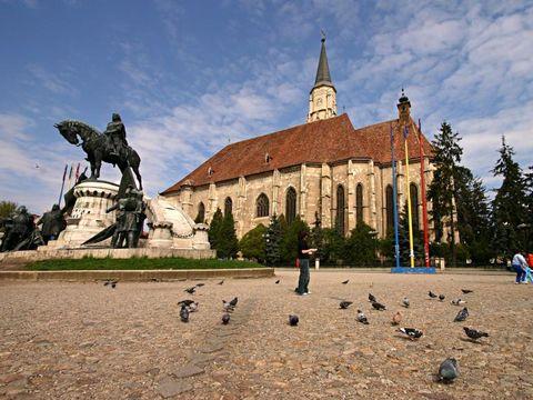 Fly til Cluj-Napoca