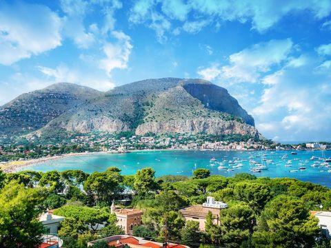 Pakkereiser til Sicilia