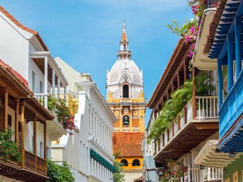 Flybilletter til Cartagena