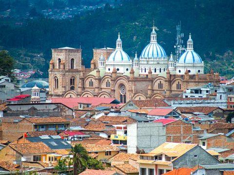 Flybilletter til Cuenca