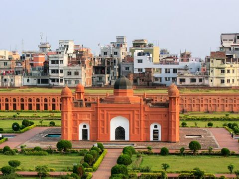Flybilletter til Bangladesh