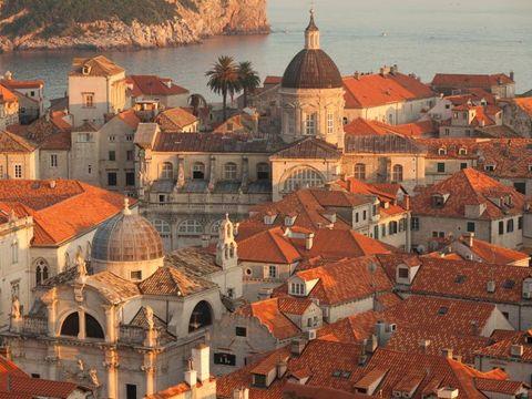Pakkereiser til Dubrovnik