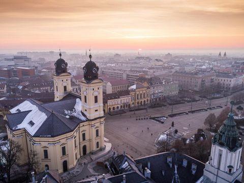 Flybilletter til Debrecen