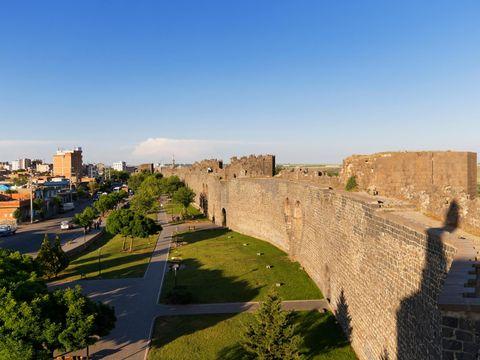 Flybilletter til Diyarbakir