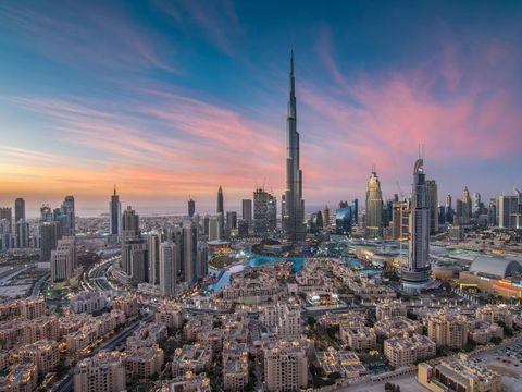Pakkereiser til Dubai