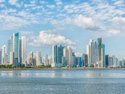 Flybilletter til Panama City