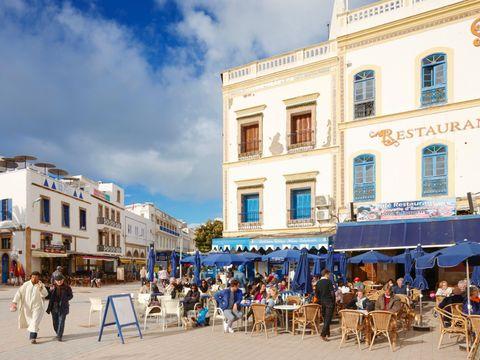 Flybilletter til Essaouira