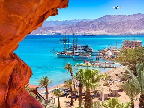 Flybilletter til Eilat