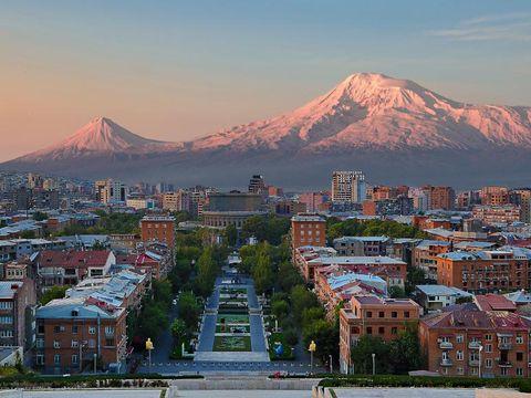 Flybilletter til Jerevan