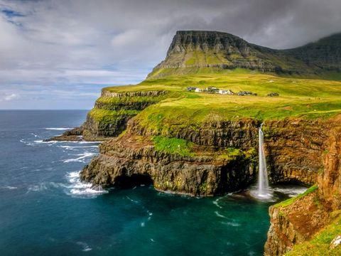 Flybilletter til Faroe Islands