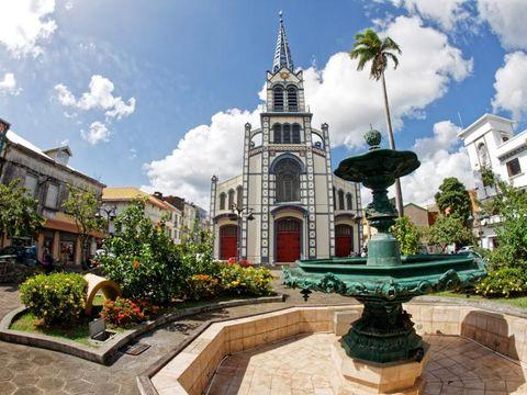Flybilletter til Martinique