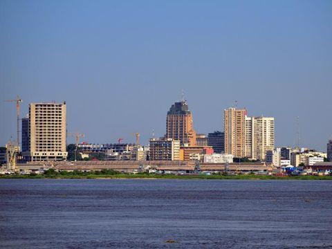 Flybilletter til Kinshasa