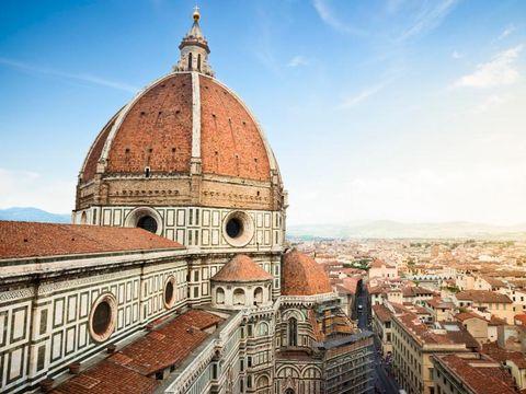 Flybilletter til Firenze