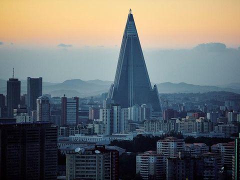 Flybilletter til Nord-Korea