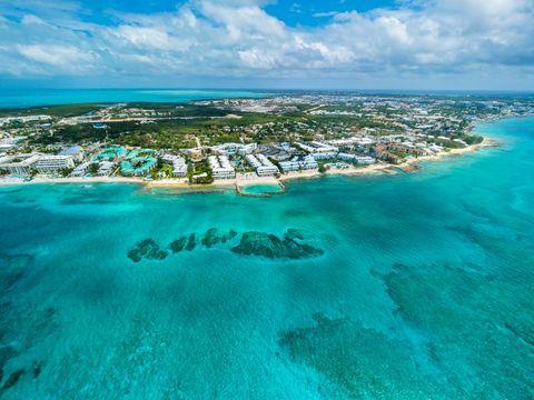 Flybilletter til Caymanøyene