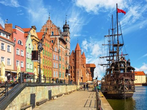 Pakkereiser til Gdansk