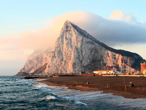 Flybilletter til Gibraltar