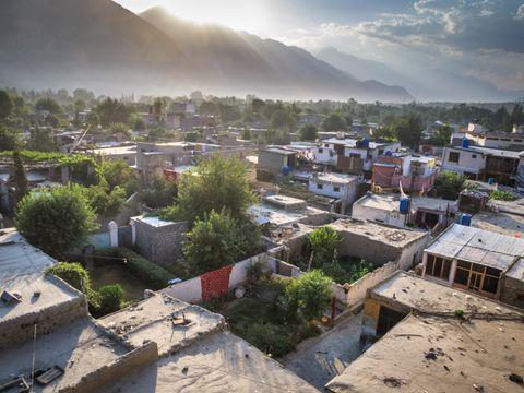 Flybilletter til Gilgit