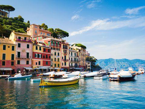 Flybilletter til Genova