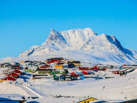 Flygresor till Grönland