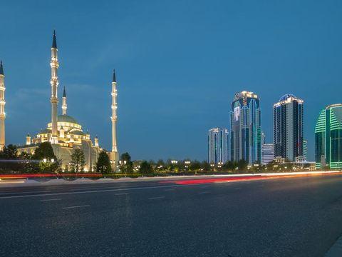 Flybilletter til Grozny
