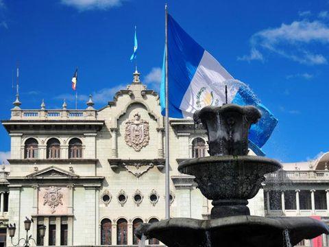 Flybilletter til Guatemala