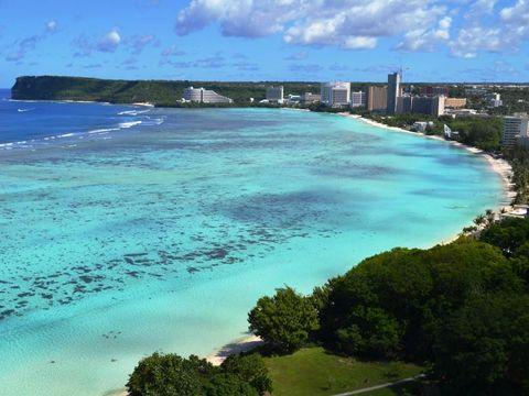 Flybilletter til Guam