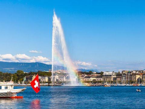 Flygresor till Geneve