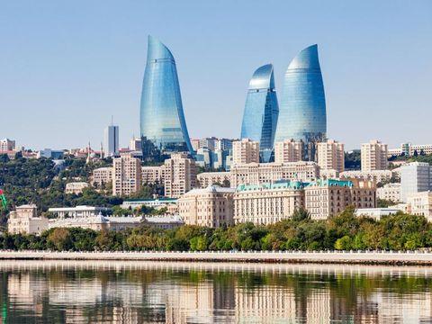 Flybilletter til Aserbajdsjan