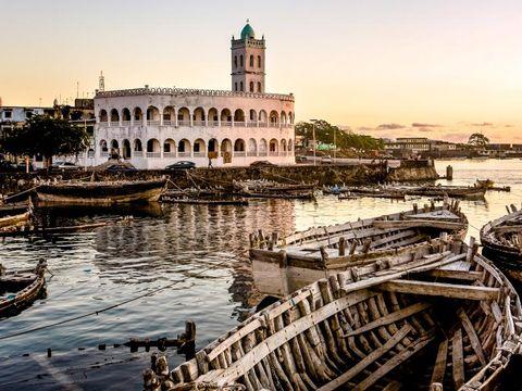 Flybilletter til Komorene
