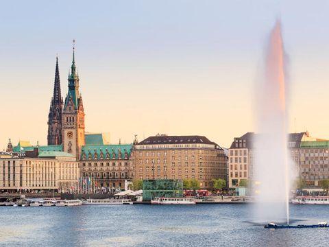 Pakkereiser til Hamburg