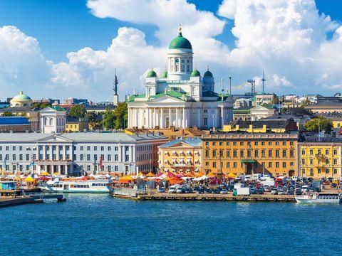 Flybilletter til Finland