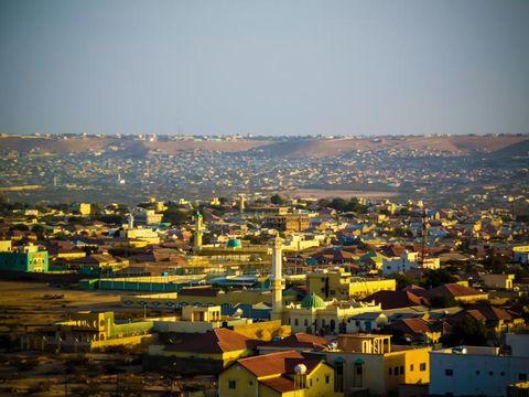 Flybilletter til Somalia