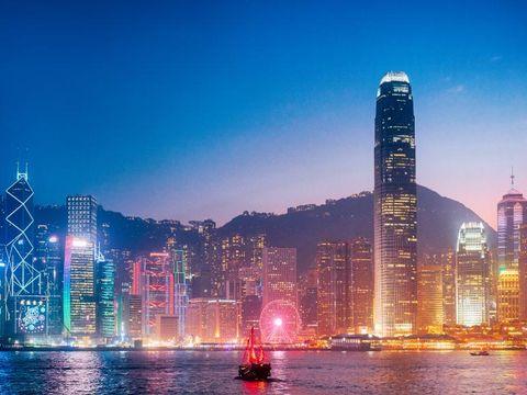 Flybilletter til Hong Kong