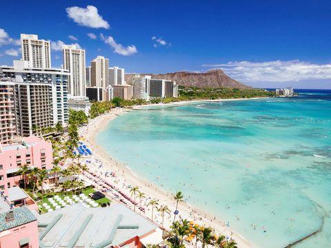 Flybilletter til Honolulu