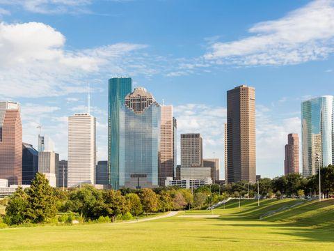 Flybilletter til Houston
