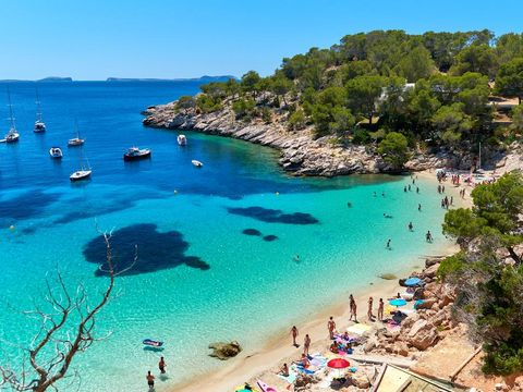 Pakkereiser til Ibiza