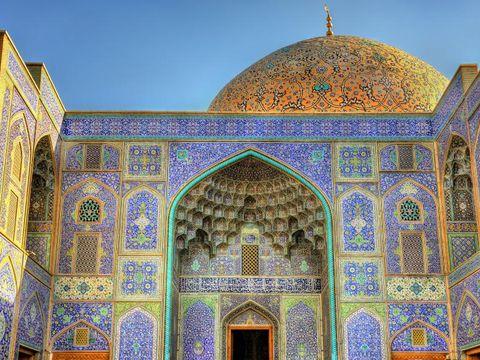 Flybilletter til Esfahan