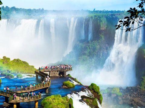 Flybilletter til Iguazu
