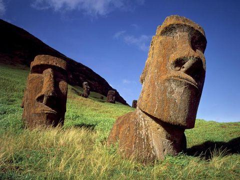 Flybilletter til Easter Island