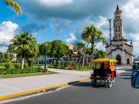 Flybilletter til Iquitos