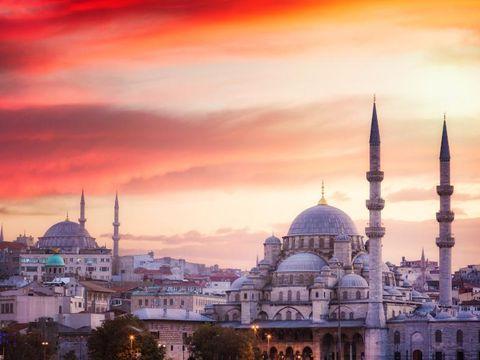 Pakkereiser til Tyrkia